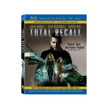 Total Recall (2012, 4K-Mastered) - Blu-ray