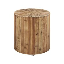 Sunburst Side Table
