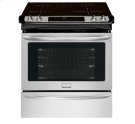 Frigidaire Gallery 30'' Slide-In Induction Range Product Image