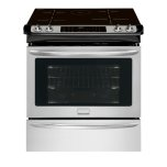 FrigidaireGALLERYFrigidaire Gallery 30'' Slide-In Induction Range