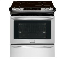 Frigidaire Gallery 30'' Slide-In Induction Range