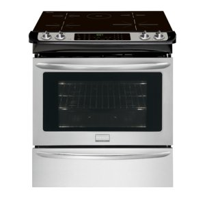 FrigidaireGALLERY Gallery 30'' Slide-In Induction Range
