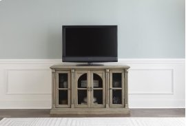 54 Inch Console - Greige Finish