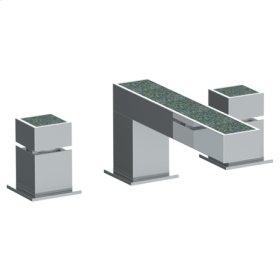 Deck Mounted 3 Hole Bath Set