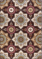 Majesty - MJS1408 Brown Rug
