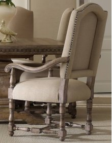 Sorella Upholstered Arm Chair