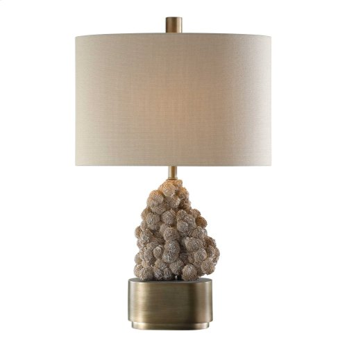 Desert Rose Table Lamp