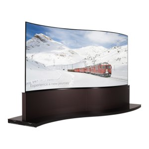 LG AppliancesDual-View Curved Tiling Oled Signage 65ee5pc