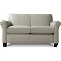 Angie Leather Loveseat 4636LS Product Image