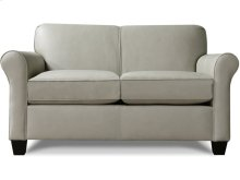 Otto Leather Loveseat