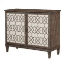 Hidden Treasures Nailhead Cabinet Product Image