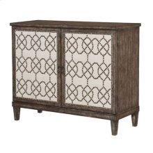 Hidden Treasures Nailhead Cabinet