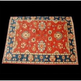 Afghan Veg Dye Carpet 6X7.6