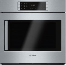 """Benchmark® 30"""" Single Wall Oven Right SideOpening Door, HBLP451RUC, Stainless Steel"""