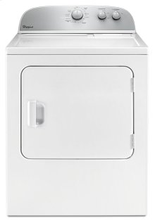 5.9 Cu. Ft. Top Load Electric Dryer with AccuDry Sensor Drying