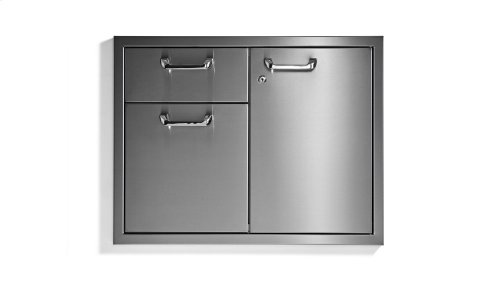 "30"" Door Drawer Combination ( Professional)"
