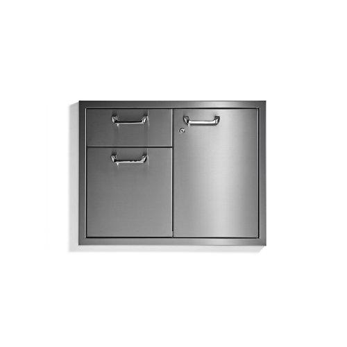 """30"""" Door Drawer Combination ( Professional)"""
