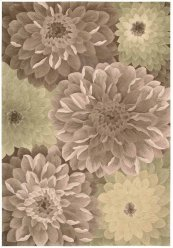 TROPICS TS11 TAUGR RECTANGLE RUG 5'3'' x 8'3''