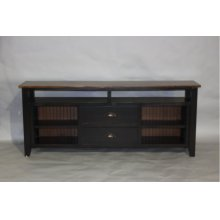 "#581 Large Canyon Entertainment Console 72""wx15""dx30""h"