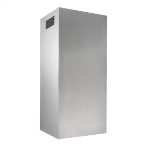 Optional flue extensions for 10 -11 ceiling application (Non-ducted)
