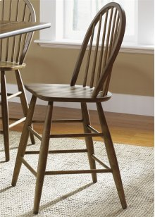 Windsor Back Counter Chair