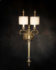 Isabella Two-Light Sconce