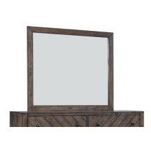Lawndale Rustic Dresser Mirror