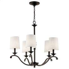 Versailles 5 Light Chandelier Olde Bronze®