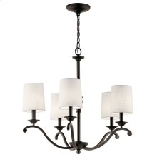 Versailles 5 Light Chandelier Olde Bronze®