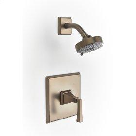 Shower Trim Leyden Series 14 Bronze