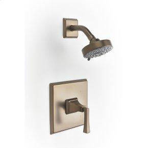 Shower Trim Leyden (series 14) Bronze