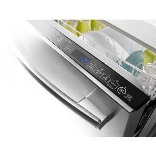 Dishwasher with SoilSense Cycle - stainless steel