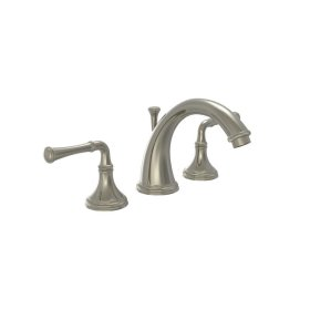 COINED Widespread Faucet 208-01 - Gloss Black