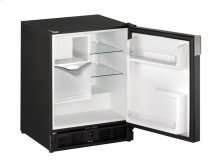 """Marine Series 21"""" Marine Combo® Model With Black Solid Finish and Field Reversible Door Swing"""