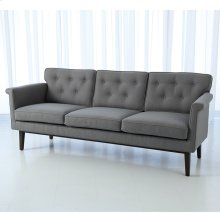 Emerywood Sofa-Wool Flannel-Ash