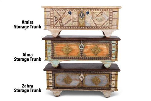 "Alma Storage Trunk 46"" x 16"" x 19"""