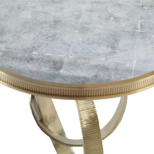 Interlocking End Table