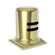Forever Brass - PVD Air Gap Cap & Escutcheon Only
