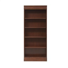 Jr Executive 72 Inch Bookcase (RTA)