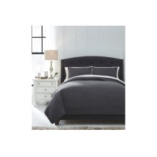 King Coverlet Set
