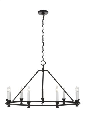9 - Light Chandelier Product Image