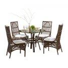 Bora Bora Dining Set with cushions Product Image