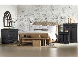 Architectural Camion Bedroom