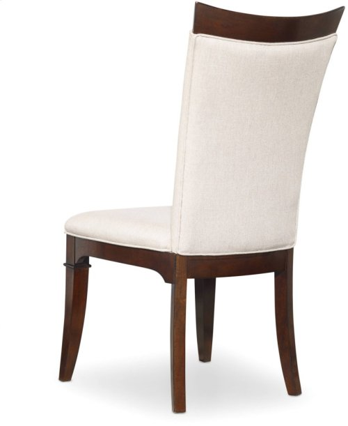 Palisade Upholstered Side Chair