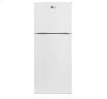 **DENTED**Frigidaire 9.9 Cu. Ft. Top Freezer Apartment-Size Refrigerator