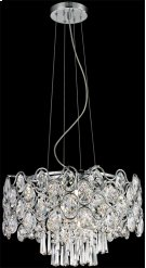 Pendant, Chrome/crystals, Type Jcd/g9 40wx9 Product Image
