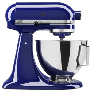 Kitchenaid4.5-Quart Tilt-Head Stand Mixer - Cobalt Blue