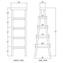 Samuel Ladder Shelf