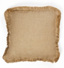 Natural Burlap Pillow