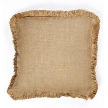 Natural Burlap Pillow